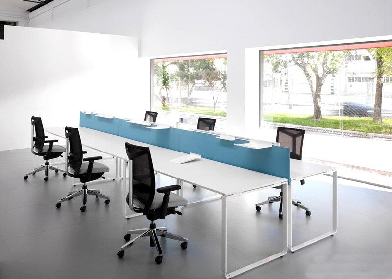 时尚小型办公室装修效果图 领略小办公室装修别样风采