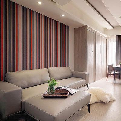 50平米小户型装修效果图 简约风格单身公寓装修