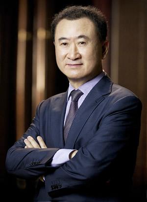 王健林,万达,王健林小目标,王健林我先挣它一个亿