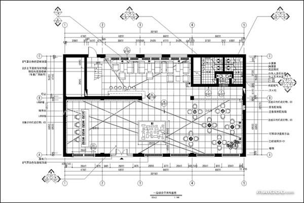 房屋水电装修走线图 家装水电线路图怎么看_知识频道图片