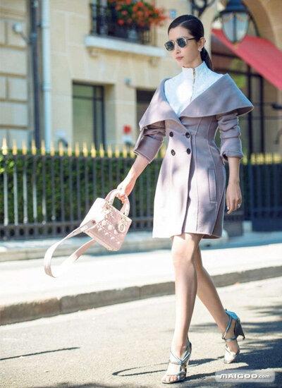 李冰冰Lady Dior