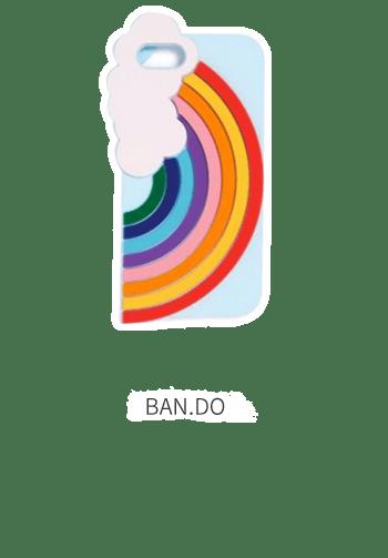 Ban.do手机壳
