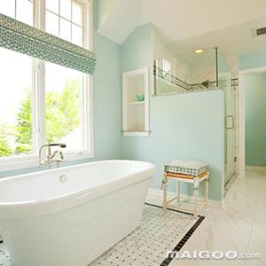 卫生间装修 浴室风格