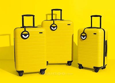小黄人行李箱